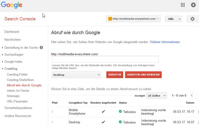 So werden Sie besser gefunden – Google Search Console