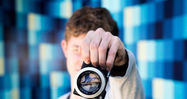 Darf man Photos auf einer Veranstaltung machen?